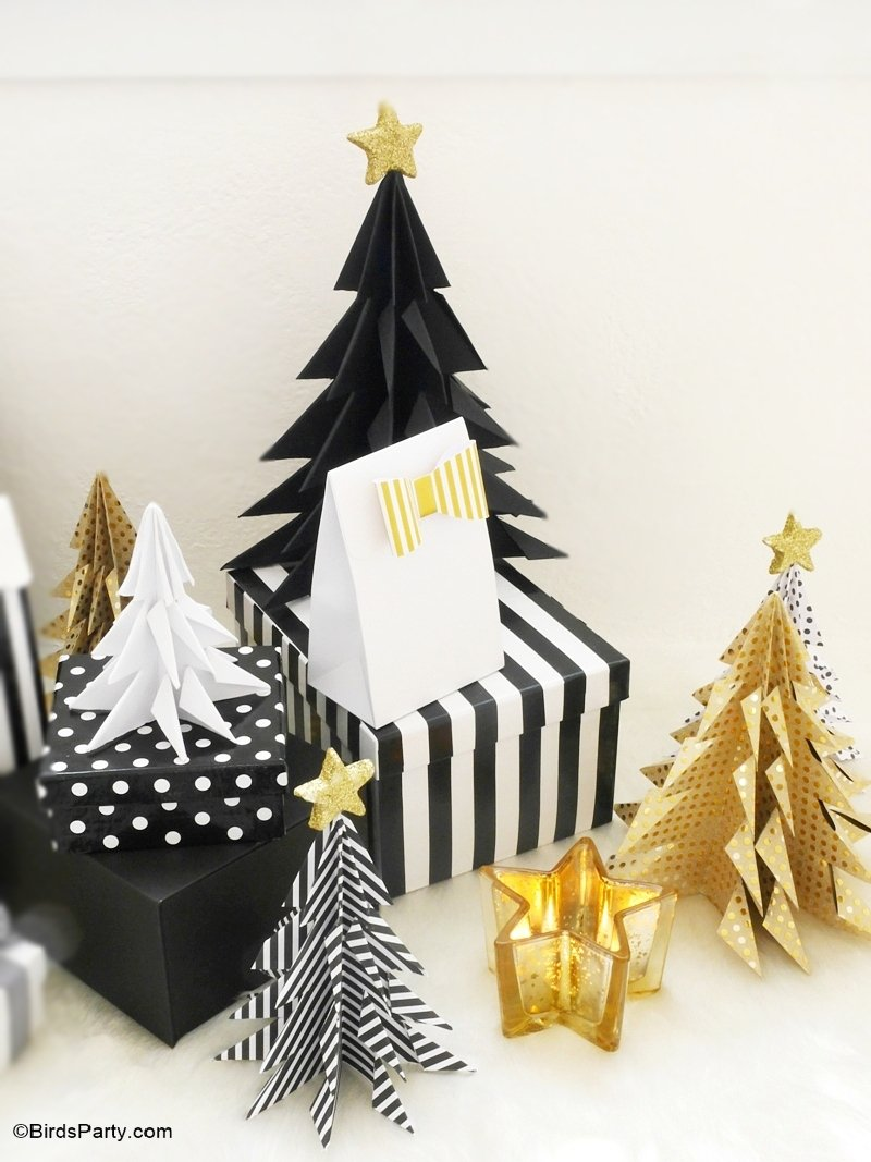 50 Brilliant Gold Christmas Decorations for an Elegant and Graceful Look > Detectview