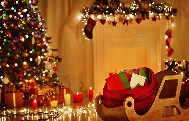 5 small space christmas decorating ideas