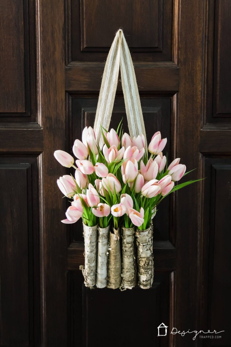 Watercan Spring Wreath