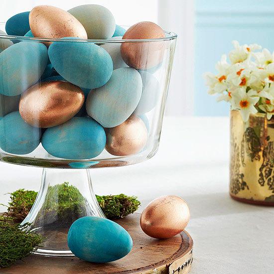 Aspect natural decoration Easter