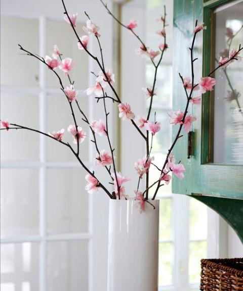 Cherry Blossom Arrangment