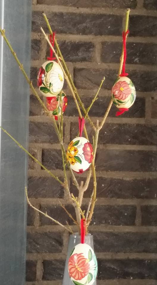 Cute Handmade Easter Eggs