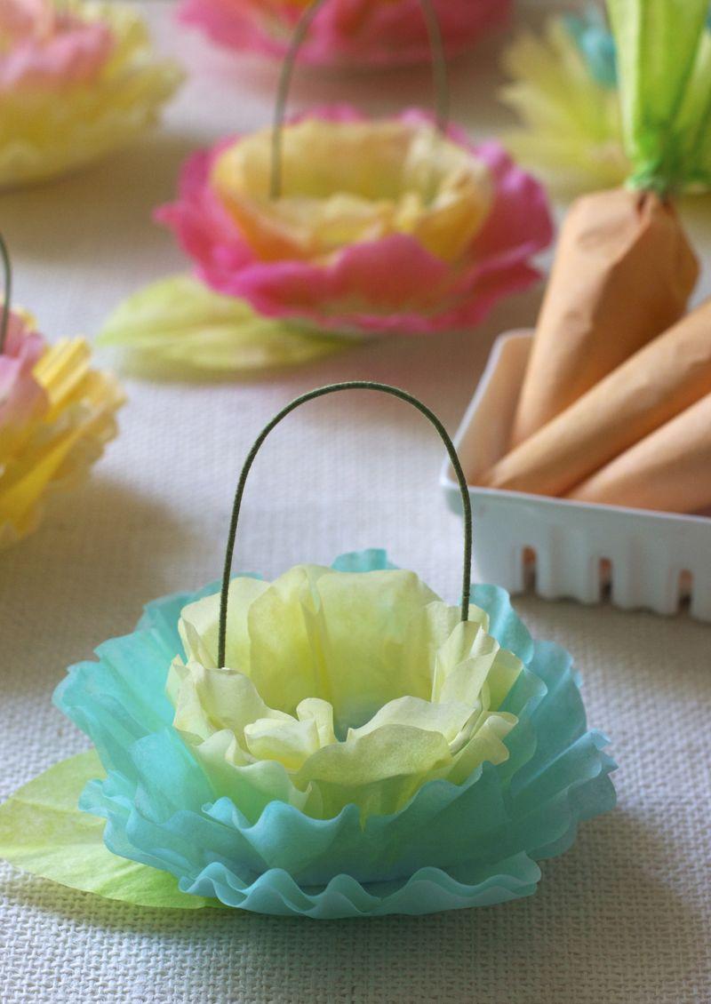 DIY Easter Basket Idea