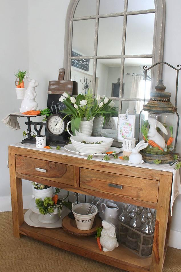 Dining Room Decorating Idea