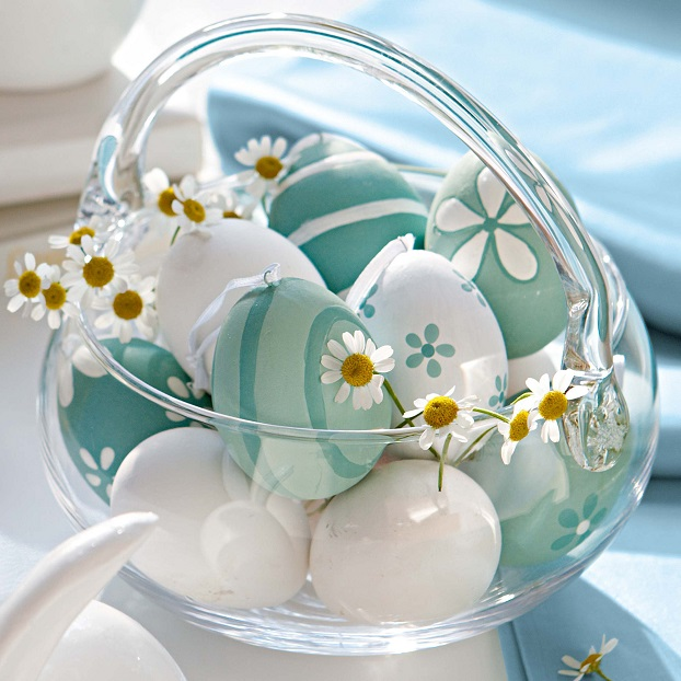 ... Ideas Easter Table Decoration ... & 45 Creative and Easy Easter Table Decoration Ideas