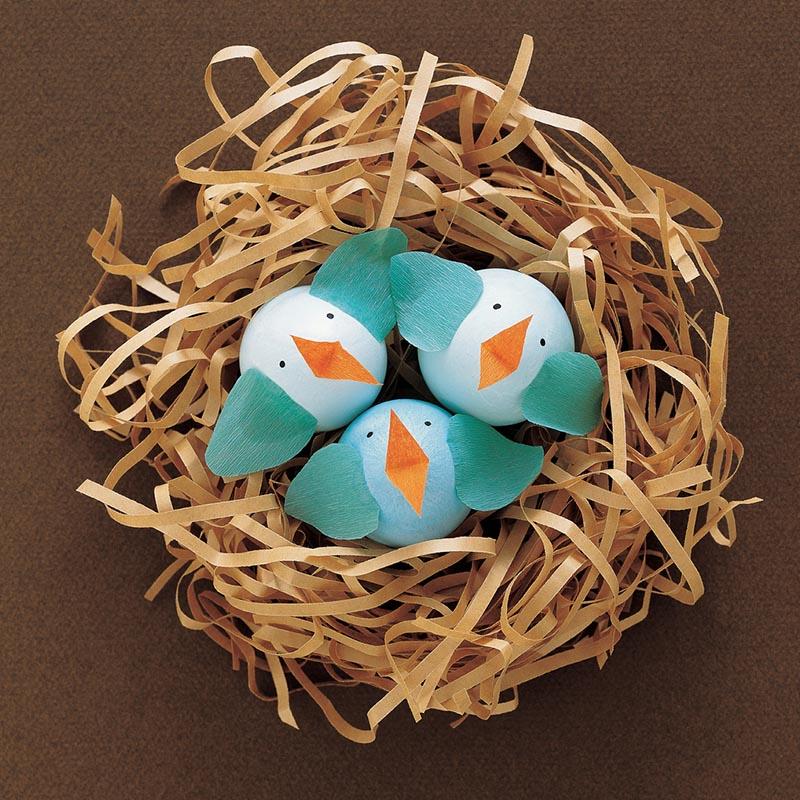 Easy Easter Basket to Make