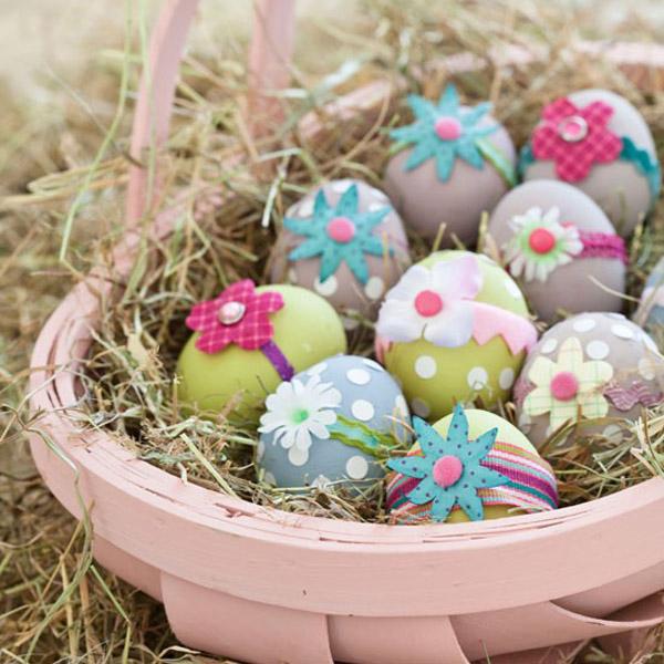 Egg Crafts for Easter
