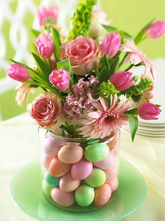 Fresh Flowers For Easter