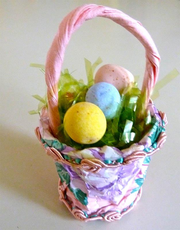 K-Cup Easter Basket