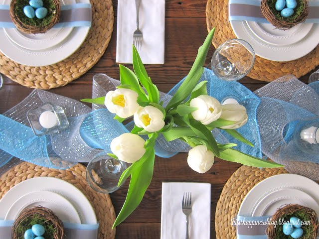 My Easter Table