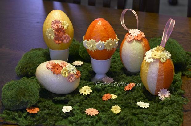Ombre Easter Egg Crafts