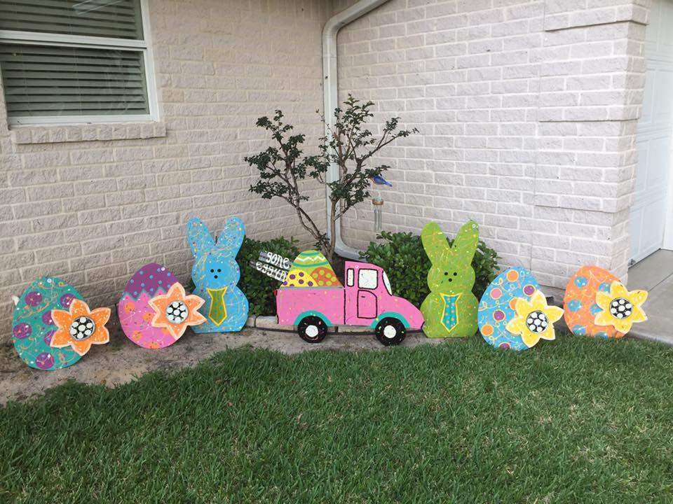 Outdoor Decoration Idea