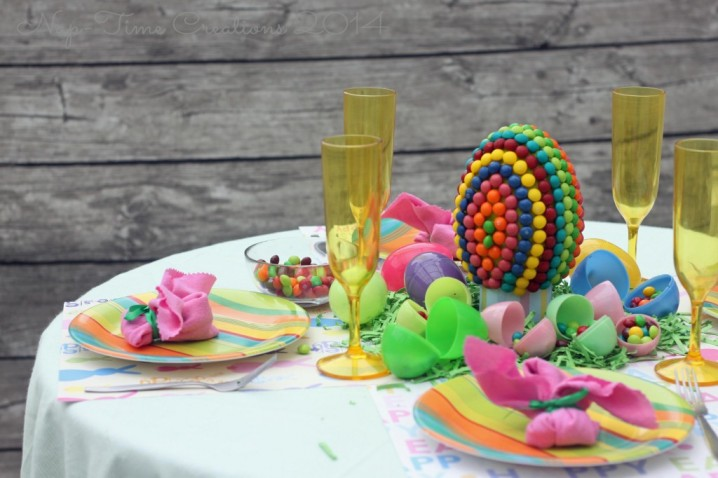 Wonderful Table Decorations For Easter