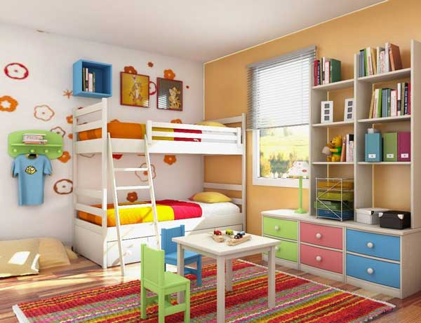 Kids Beds 60 Bunk Bed Ideas For Boys And Girls