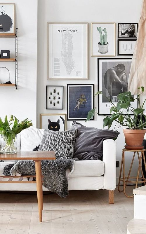 #5 Choose A Good Combination Of Boxes For The Sofa.