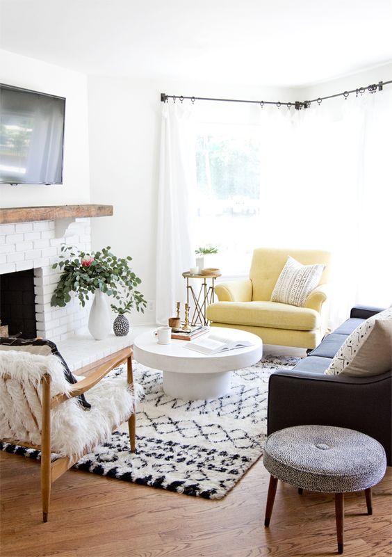 Elegant Living Room Decorating Ideas: 45 Stylish Living Room Decor Ideas