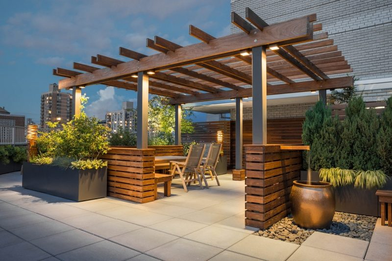 35+ Amazing Rooftop Terrace Design Ideas > Detectview