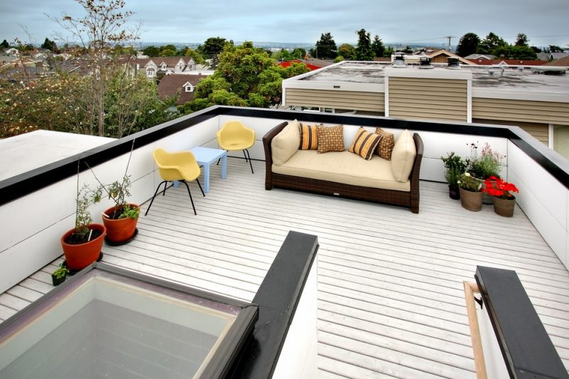 35 Amazing Rooftop Terrace Design Ideas Detectview