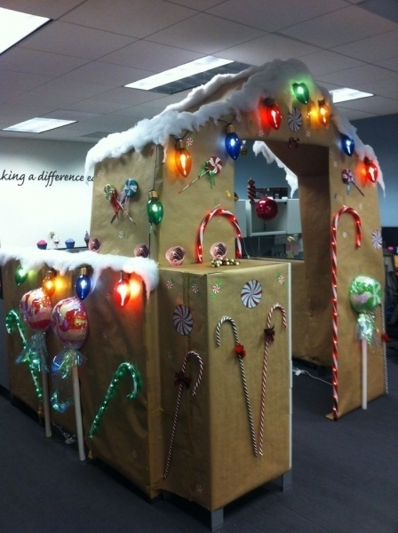 60 gorgeous office christmas decorating ideas detectview