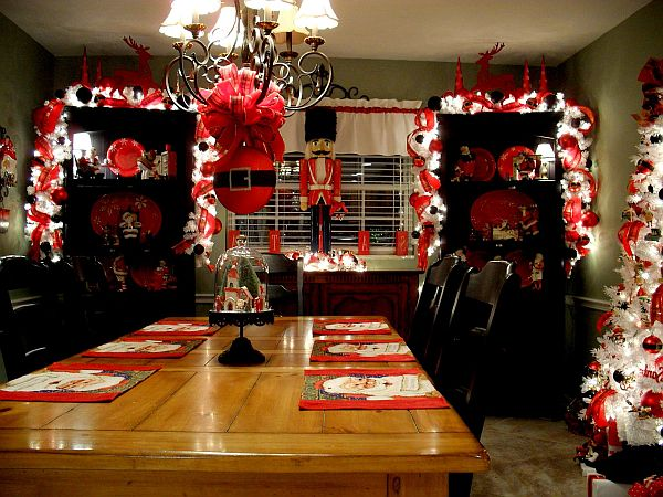 office decoration ideas christmas cubicle decorating ideas 14 - Christmas Bay Decoration Themes