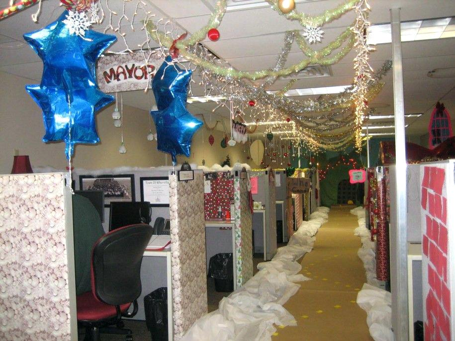 christmas office decoration ideas cubicle office decoration ideas