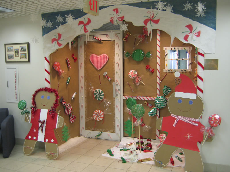 christmas office decoration ideas excellent ideas to decorate office cubes our old - Office Christmas Decorating Contest