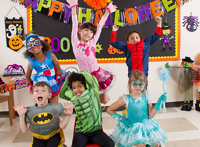 Classroom Event Ideas ~ Crazy halloween party ideas for kids gt detectview