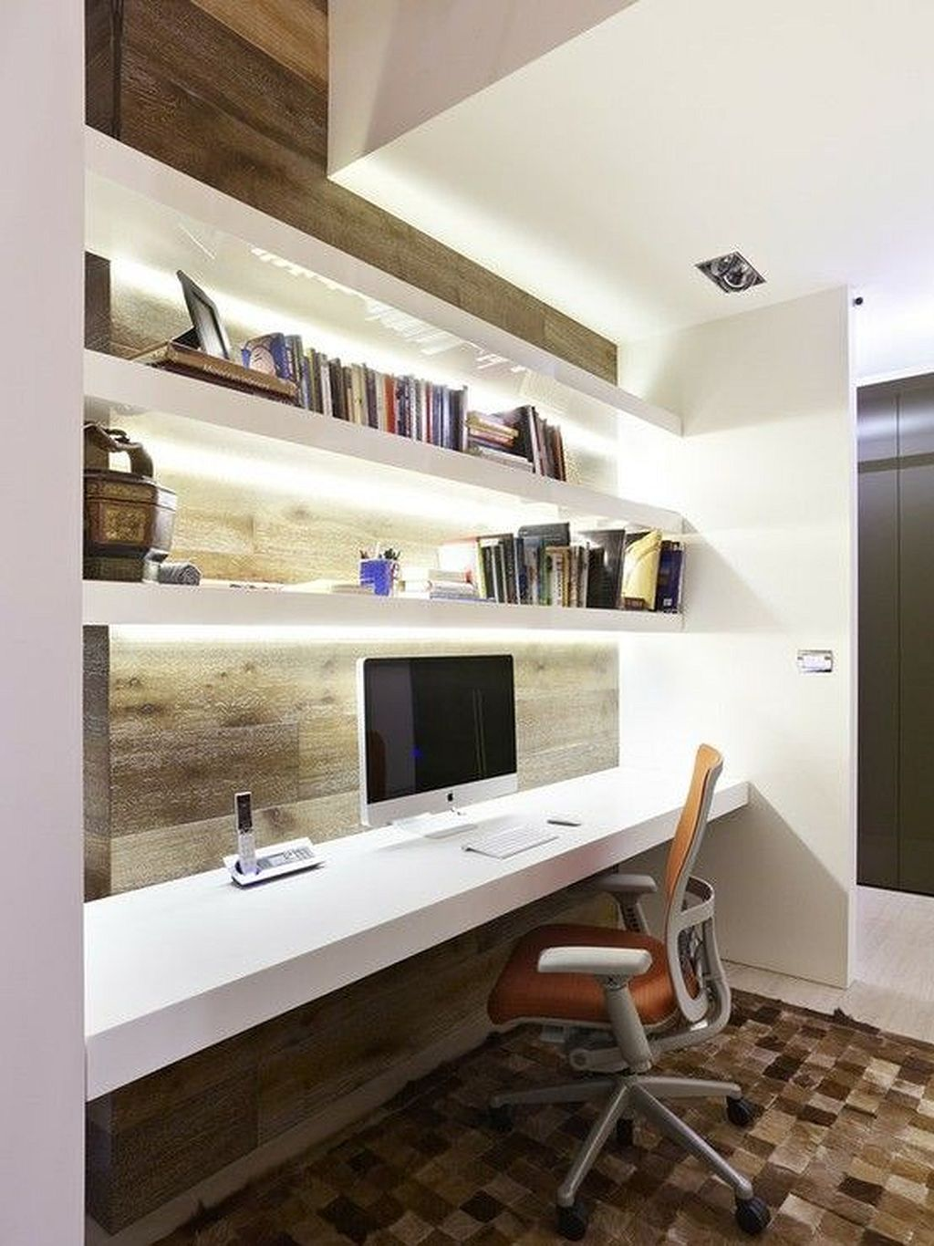 50 Best Home Office Decorating Ideas - Detectview