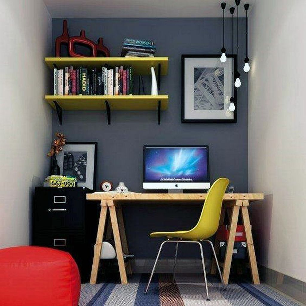 24 Best Home Office Decorating Ideas