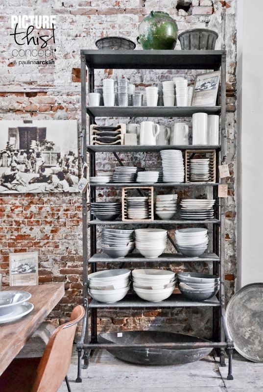 45 Unique Industrial Wall Decor Ideas > Detectview