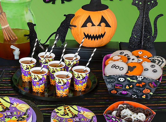 40 crazy halloween party ideas for kids detectview. Black Bedroom Furniture Sets. Home Design Ideas