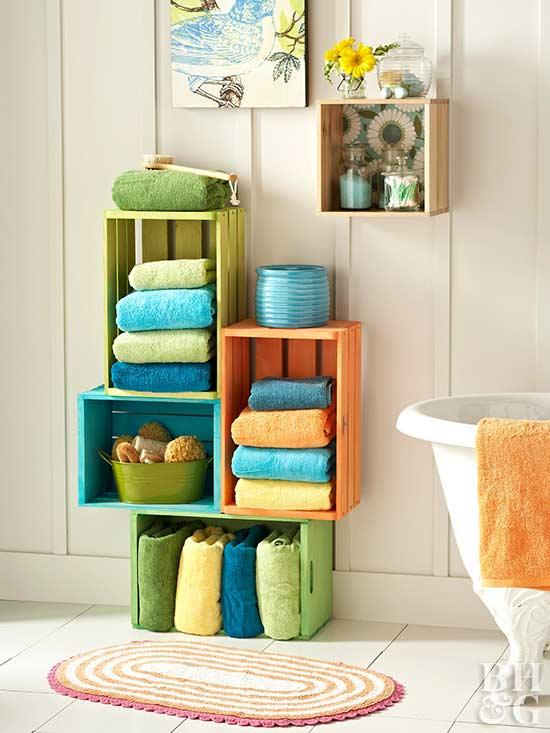 40 Beautiful Diy Bathroom Shelves Ideas Detectview