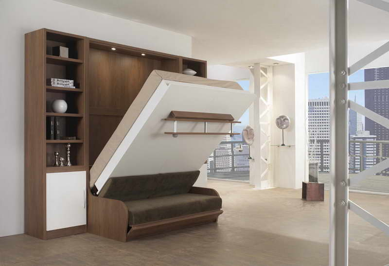 45 Unique And Crazy Murphy Bed Decorating Ideas Detectview