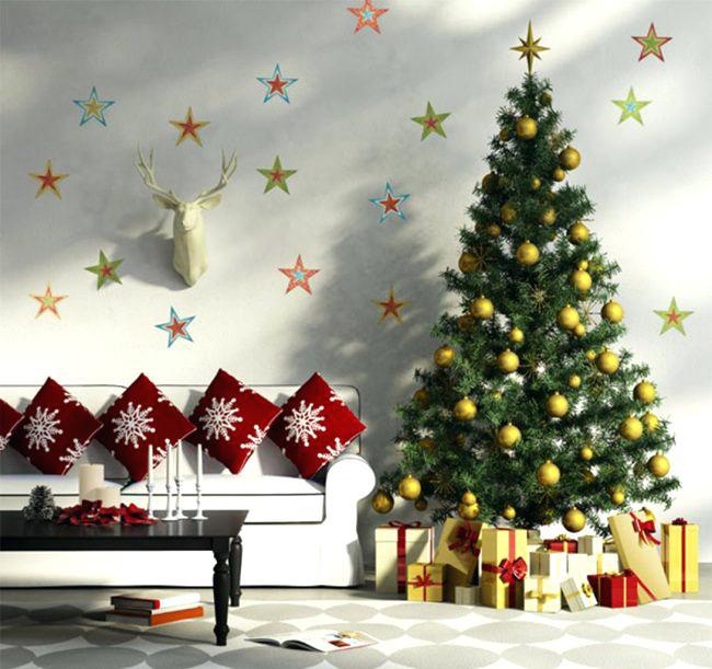 office decoration ideas office christmas decoration idea - Simple Office Christmas Decoration Ideas