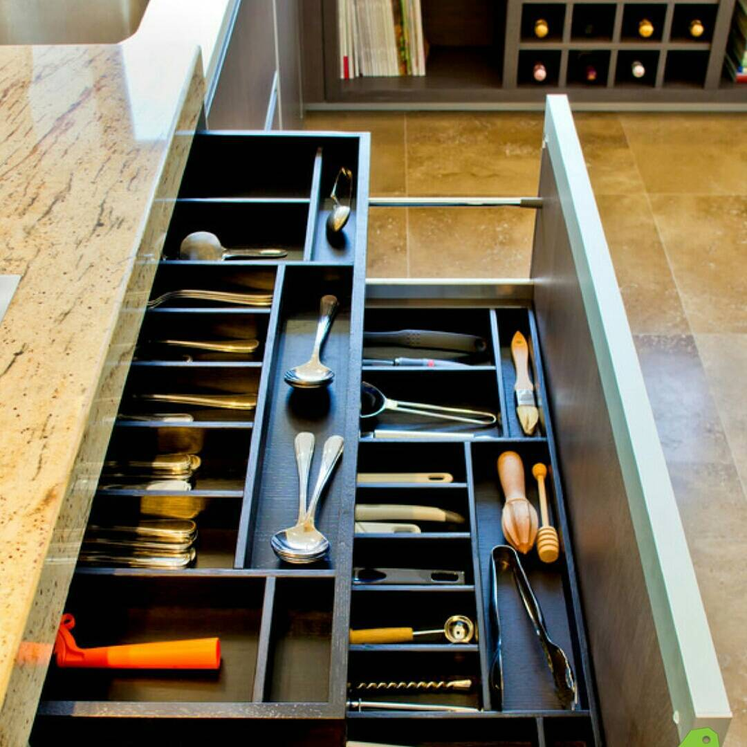 30 best smart organizing ideas for your kitchen detectview 7 organizing kitchen idea for spoon knife click here workwithnaturefo