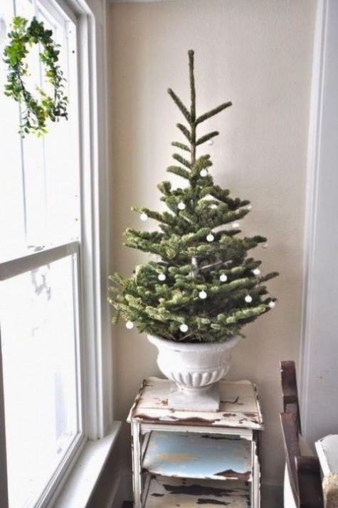 Blue Christmas Trees Decorating Ideas