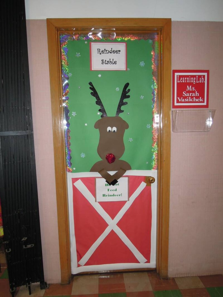 ... #Christmas #Office #Decoration #Ideas Wonderful Decorating Contest Ideas Funny Christmas Door Decorating ... & 60 Gorgeous Office Christmas Decorating Ideas - Detectview