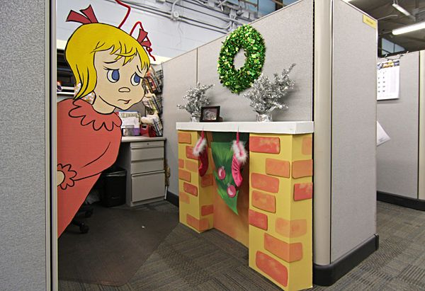 christmas office decoration ideas wonderful ideas for the office office holiday door