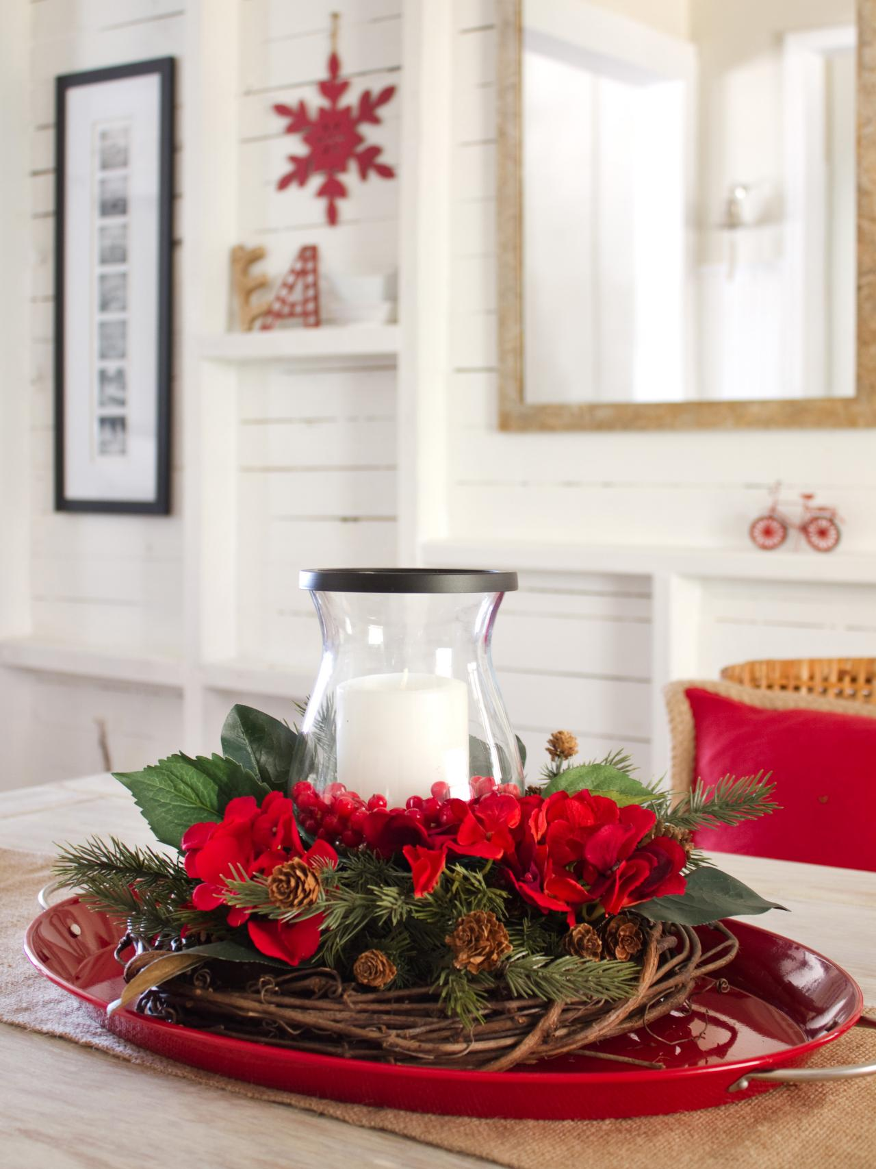 30 Stunning Christmas Centerpieces Ideas That Looks Unreal - Detectview